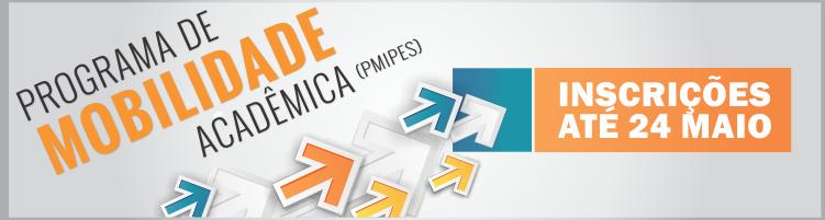 Banner Programa Mobilidade Acadêmica 2019