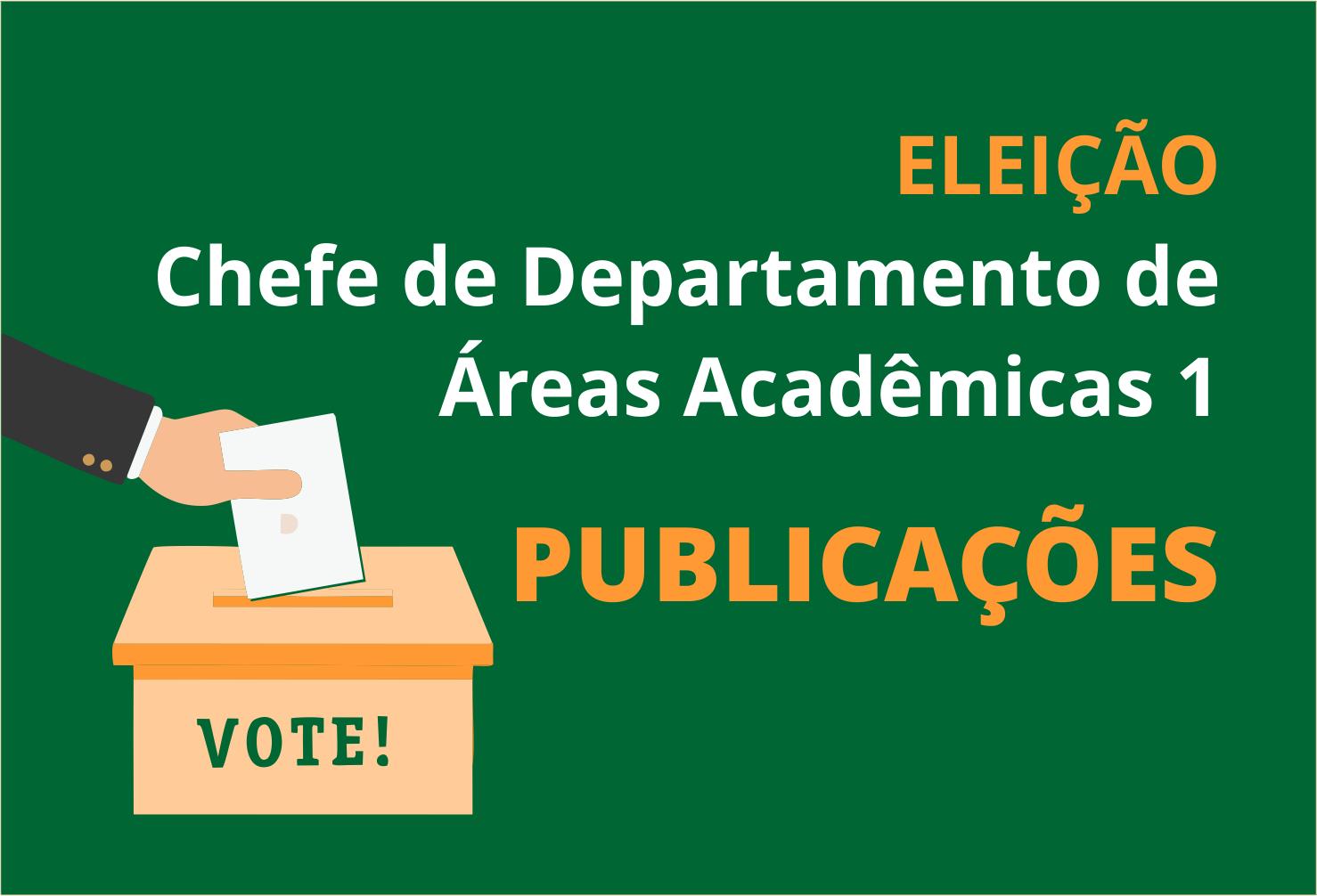Eleição Dep. 1 - 2019
