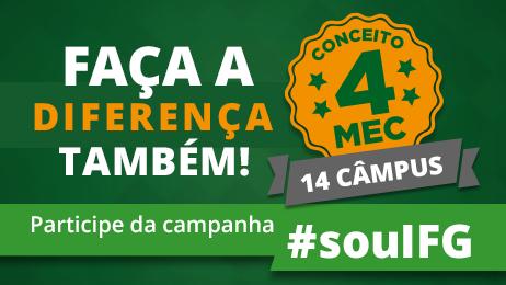 Campanha #SouIFG
