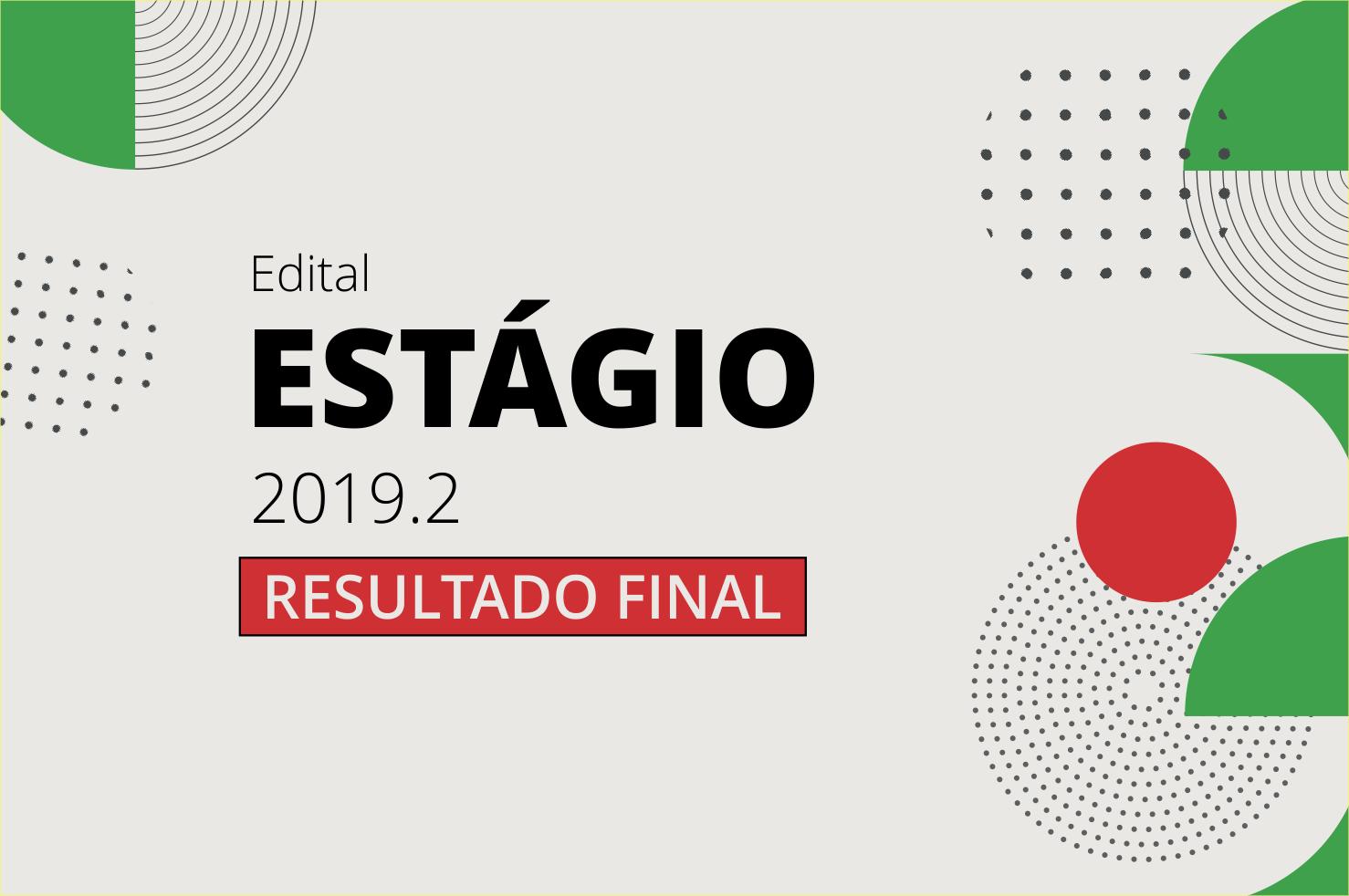 estágio 2019.2 Resultado final