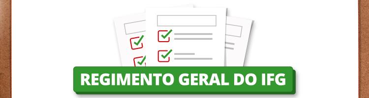 Consulta Regimento Geral IFG