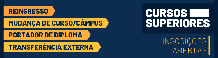 Transferência e portador de diploma 2020-1