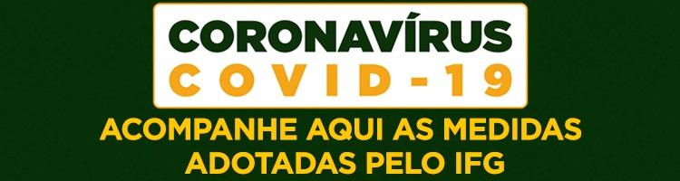 Banner Coronavírus