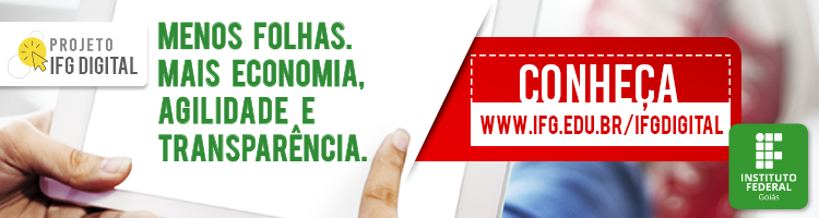 Projeto IFG Digital