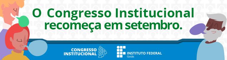 Congresso Institucional - 2 ª etapa