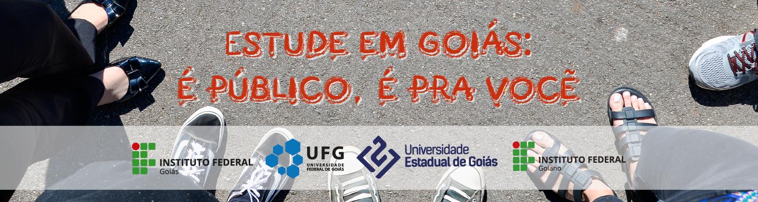 Campanha Estude em Goiás