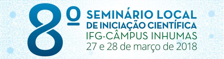 8º Seminário Local de IC