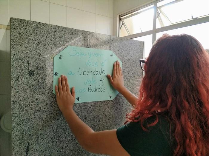 Instituto Federal De Goiás Grupo De Alunas Espalha