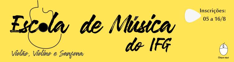 Banner Escola de Música