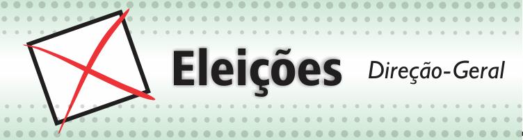 banner - Eleição Direção-Geral