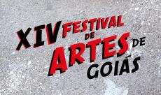 XIV Festival de Artes de Goiás