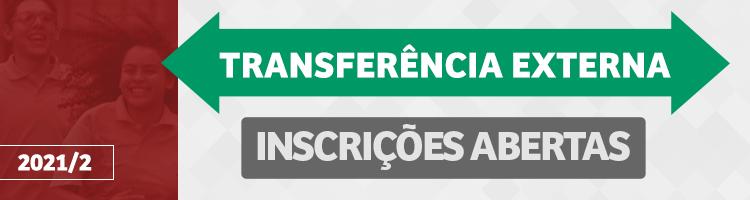 Transferência Externa 2021/2