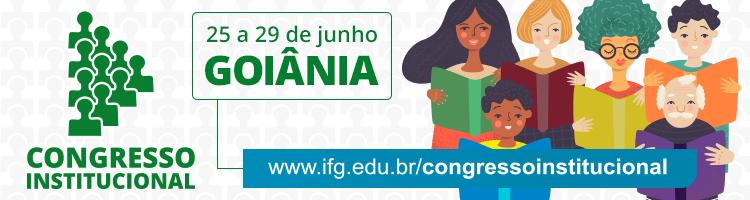 Banner - Congresso PDI - Cadernos Publicados