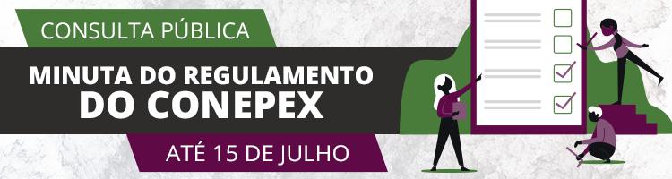 Consulta Pública - Regulamento CONEPEX