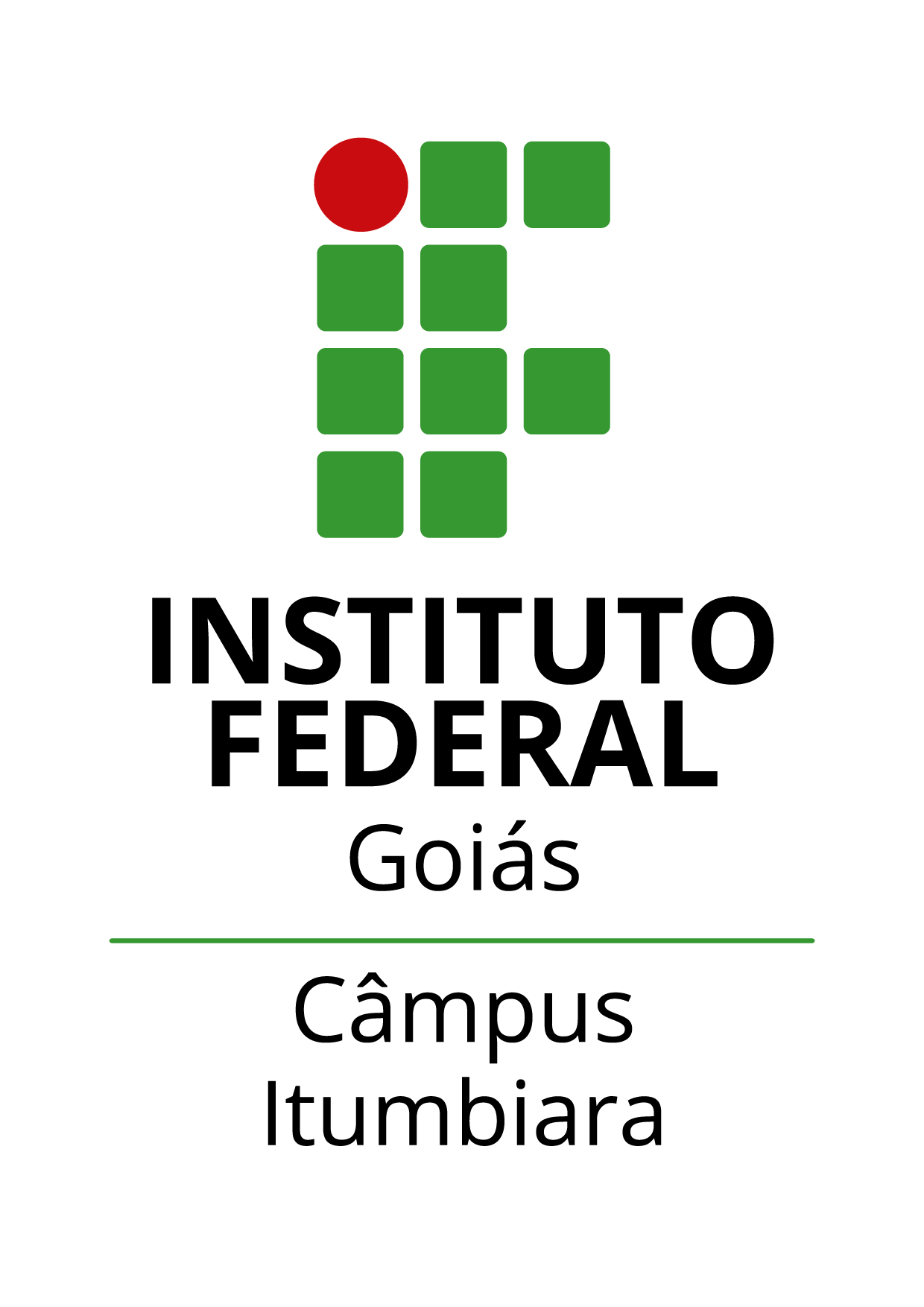 Logo do IFG - Câmpus Itumbiara