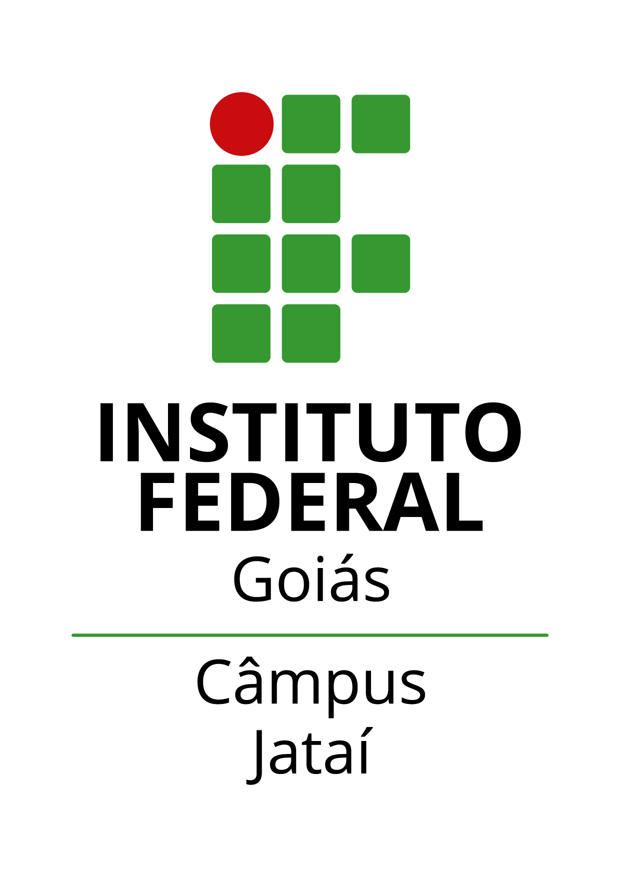 Logo do IFG - Câmpus Jataí